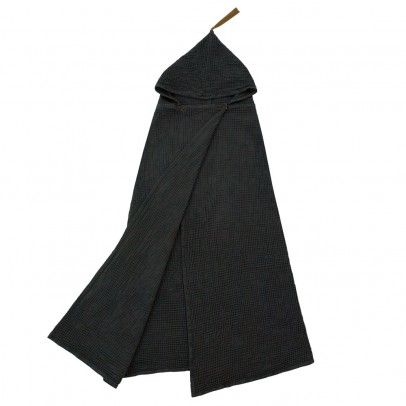 Numero 74 Child's bath cape - Anthracite grey-listing