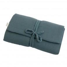 Numero 74 Colchón de cambio de viaje - Azul grisáceo-listing