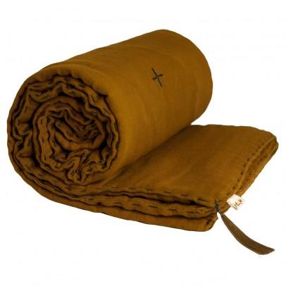 Numero 74 Manta de invierno - Amarillo mostaza-listing