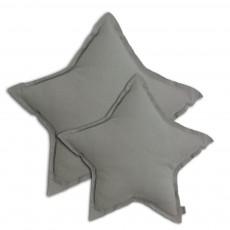 Numero 74 Coussin étoile --listing