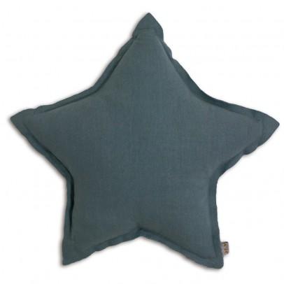 Numero 74 Cuscino stella - blu grigio-listing