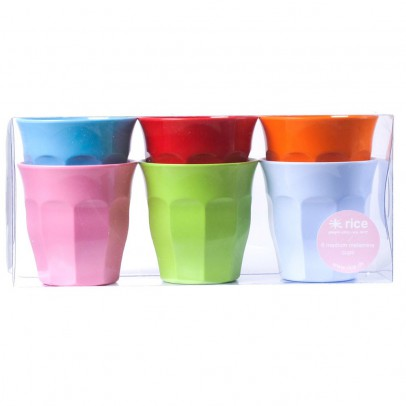 Rice Set de 6 vasos medium - Primarios-listing