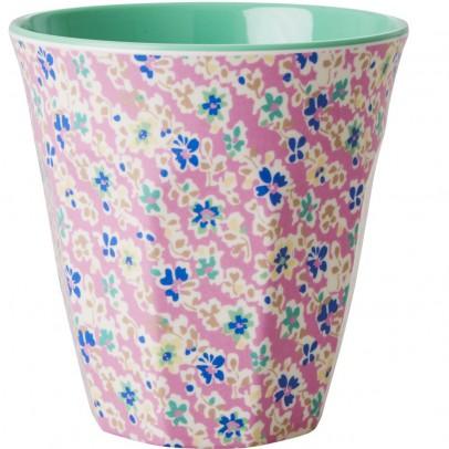 Rice  Vaso flores - Rosa envejecido-listing