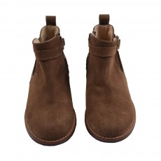 Start Rite Boots Suede New Holly-listing
