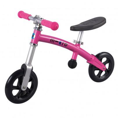 Micro G-Bike pushbike - pink-listing