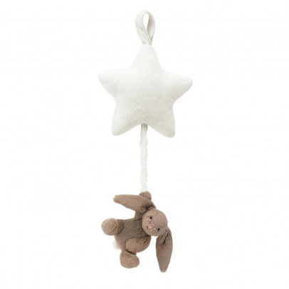 Jellycat Caja musical conejo Bashful-product