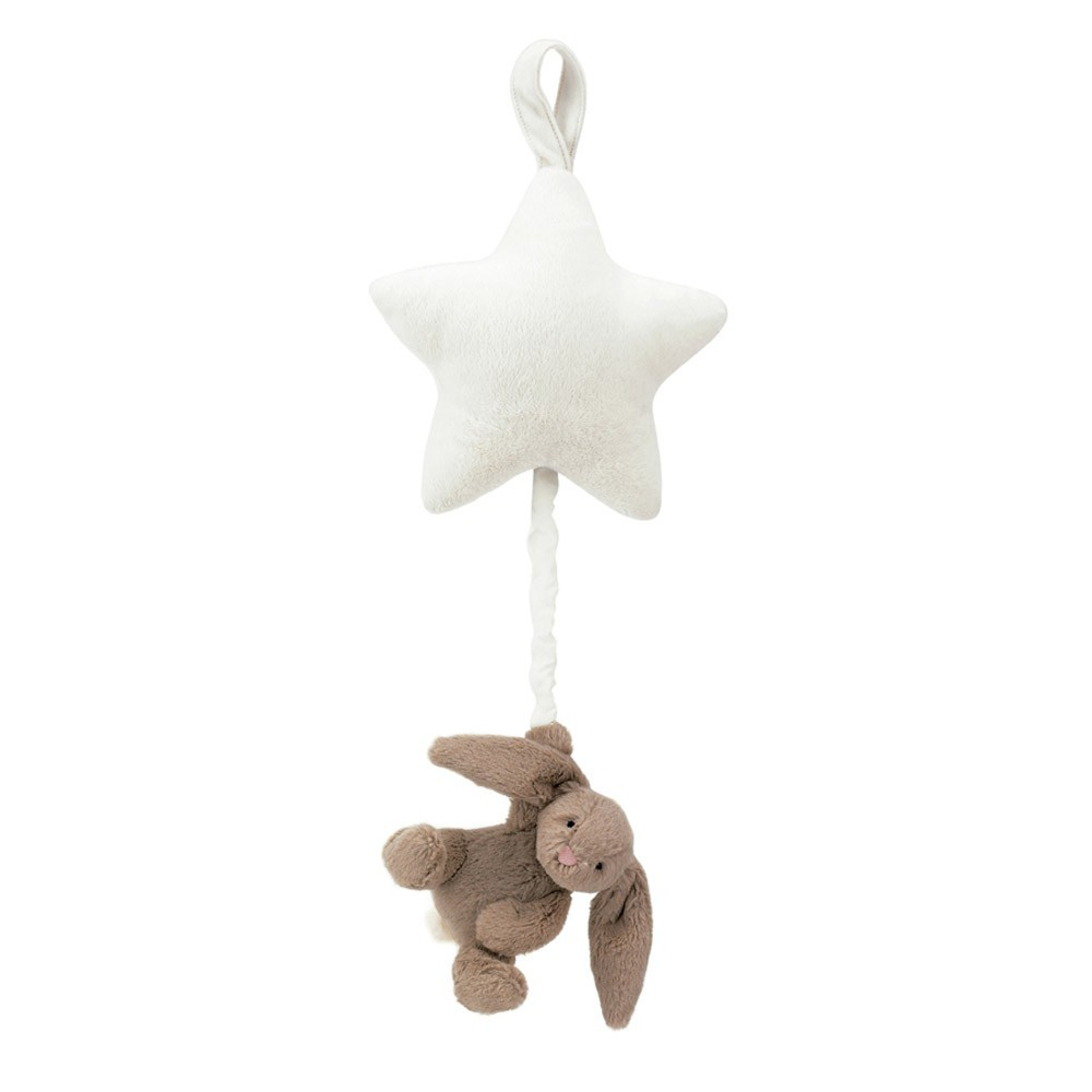 Jellycat Caja musical conejo Bashful-product