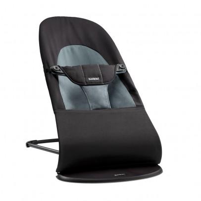 BabyBjörn Sdraietta Balance Soft - Nero e grigio scuro-listing