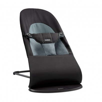BabyBjörn Transat Balance Soft - Noir et gris foncé-listing