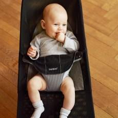BabyBjörn Transat Balance Soft - Noir et gris-listing