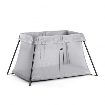 BabyBjörn Travel Crib Light - silver-listing