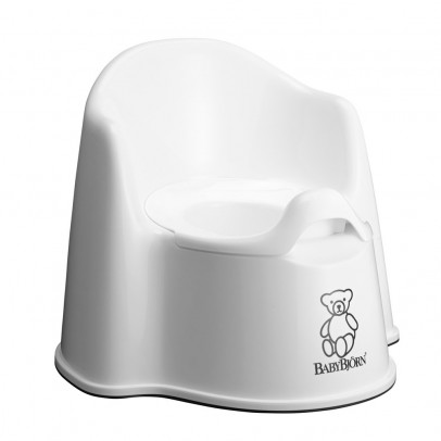 BabyBjörn Potty Chair - white-listing