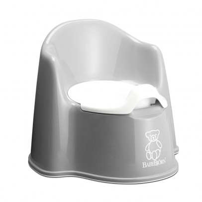 BabyBjörn Potty Chair - grey-listing