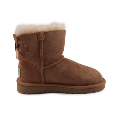 Ugg Classic Mini Velvet Bows Boots-listing