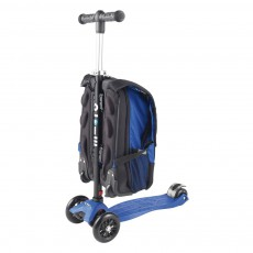 Micro Maxi Micro 4 in 1 scooter with bag - blue-listing