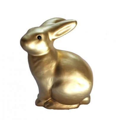 Egmont Toys Lámpara conejo Dorada-listing