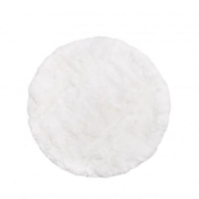 Smallable Home Sheepskin round carpet-listing