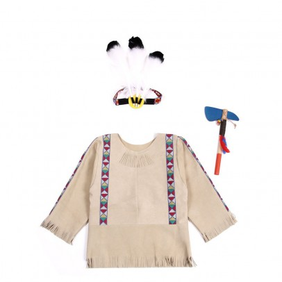 Helga Kreft Native American Indian costume-listing
