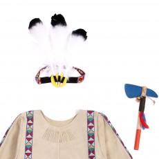 Helga Kreft Disfraz de indio-listing