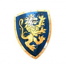 product-Lion Touch Golden lion knight's shield