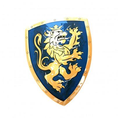 Lion Touch Bouclier de chevalier lion doré-listing