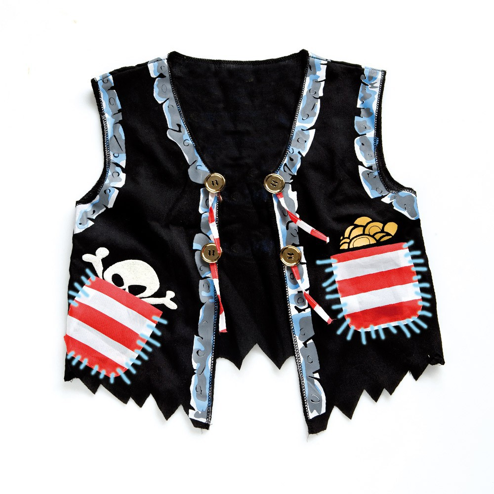 Lion Touch Pirate jacket-product
