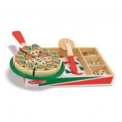 Melissa & Doug Wooden Pizza-product