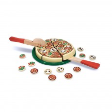 Melissa & Doug Set de pizza-listing