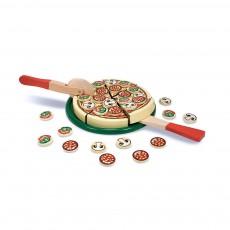Melissa & Doug Wooden Pizza-listing