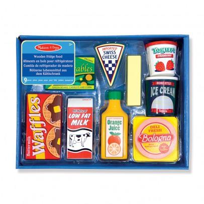 Melissa & Doug Nahrungsmittel Kühlschrank Set-listing