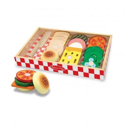 Melissa & Doug Sandwich Set-listing