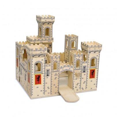 Melissa & Doug Folding Medieval Castle-listing