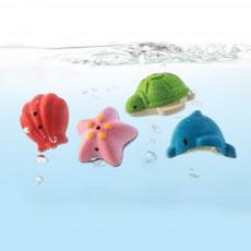 Plan Toys I miei animali marini da bagno-listing