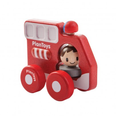 Plan Toys My first fire truck-listing