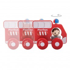 Plan Toys Mon premier camion de pompiers-listing