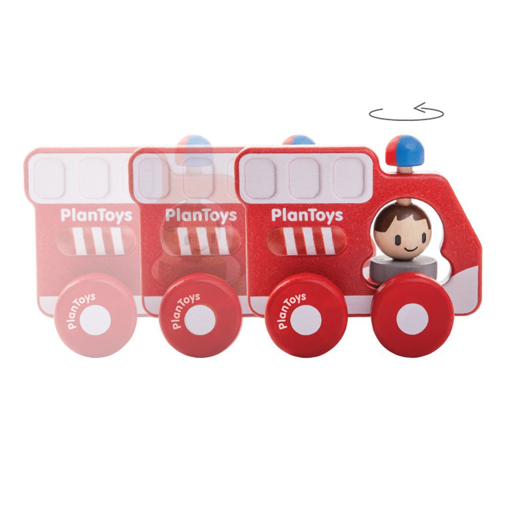 Plan Toys My first fire truck-product