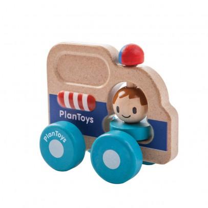 Plan Toys Mi primer coche de policía-listing