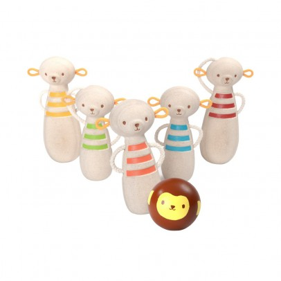 Plan Toys Quilles singes-listing