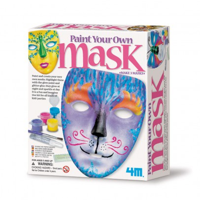 "4M Kit ""Pinta tu propia máscara""-listing"