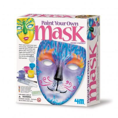 "4M Set ""Bemale deine eigene Maske""-listing"