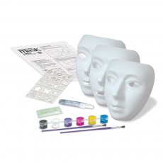 4M Make your own mask set-listing
