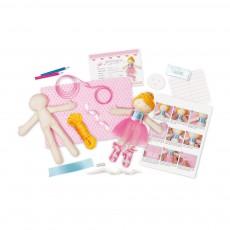 """4M Kit """"Crea tu propia muñeca bailarina""""-product"""