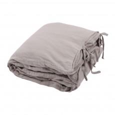 Numero 74 Corredo letto - grigio-listing