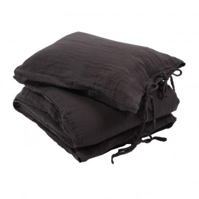 Numero 74 Bedding set - dark grey-product