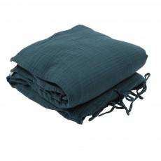 Numero 74 Bedding set - petrol blue-product