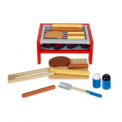Goki Barbecue with accessoires-listing