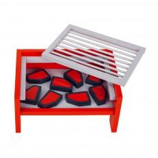 Goki Barbacoa con accesorios-listing