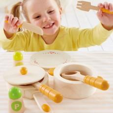 Hape Comedor en madera Multicolor-listing