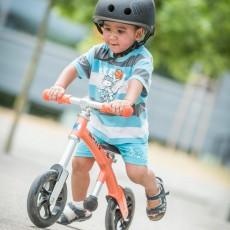 Micro G-Bike pushbike - Orange-listing