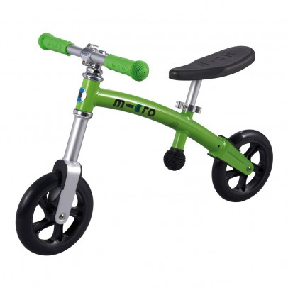Micro G-Bike pushbike - green-listing